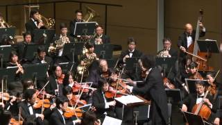 2013.7.6 富山シティフィルハーモニー管弦楽団 指揮 藤本淳也.