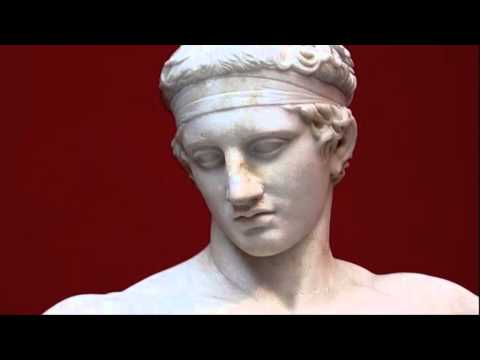 Pindar (Πίνδαρος): First Pythian Ode; Ancient Greek Music (VI Century B.C.) / G. Garrido