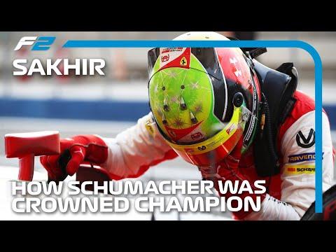 F2 EXCLUSIVE: Schumacher's