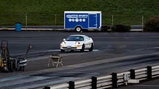 How slow is a stock Toyota MR2(SW20)?!?    Drag Racing