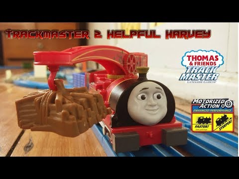trackmaster-2-helpful-harvey-unboxing-review-&-first-run