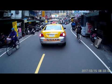 03 15 大都會計程車司機你很擋路吔~
