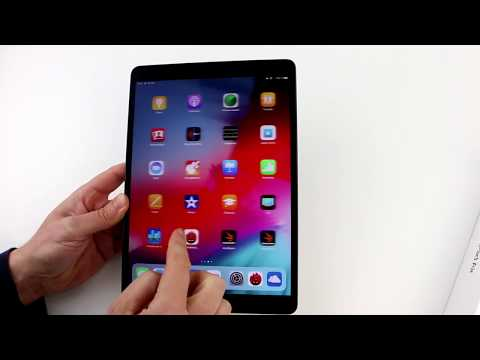 Apple iPad Air (2019) | Impressions and UI