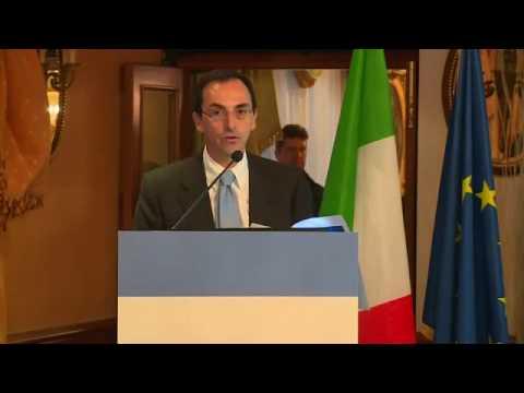 Paolo Gentiloni, intervento dopo il completamento della Salerno-Reggio Calabria