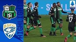 Sassuolo 3-0 Brescia | Caputo bags brace and Boga scores late! | Serie A TIM