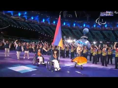 Opening Ceremony - LIVE - 2012 London Paralympic Games