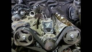 Митсубиши Паджеро V6, инородное тело