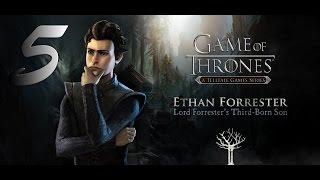 Прохождение Game of Thrones - Эпизод #2: Эшер Форрестер