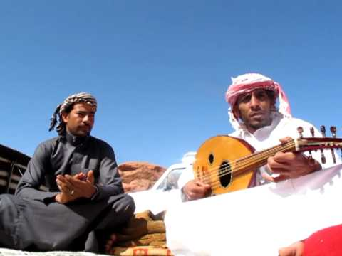 Bedouin Music from Wadi Rum Desert, Jordan - www.badiatours