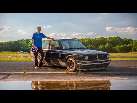 BMW 325is for $2000, Buying and Shakedown [EPISODE 1] -- /BORN A CAR
