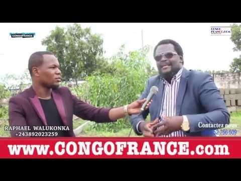 TSHISEKEDI: JACKY NDALA TRES FACHE CONTRE LE GOUVERNEMENT , SOKI KABILA ALONGWE CONGO EBONGI