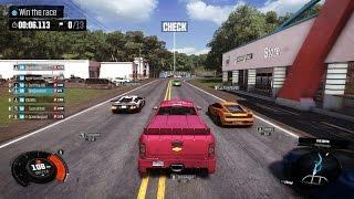 The Crew: Online PvP Race - Chevrolet Silverado 1500 Performance Spec Gameplay
