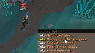Hunting down other pkers in DMM