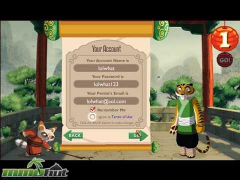 Kung Fu Panda World Character Creation & Tutorial