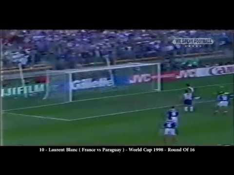 Top 10 Memorable Golden Goals In Football History