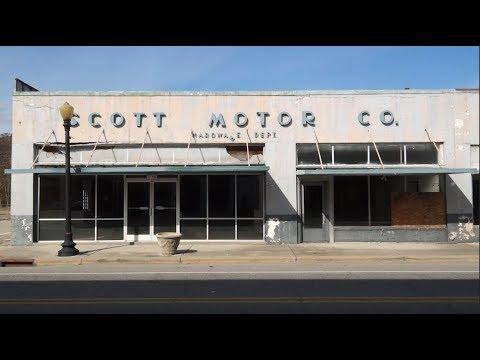 The Death of a Small Town - Fair Bluff, North Carolina