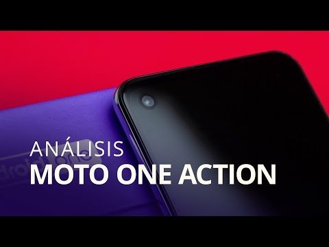 Moto One Action [Análisis/Review]