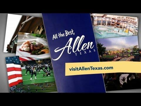All the Best, Allen Texas