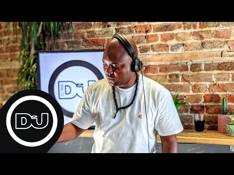 Themba Live From DJ Mag HQ