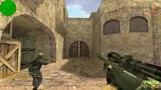 Counter Strike 1.6 | #3 Gameplay - de_dust2