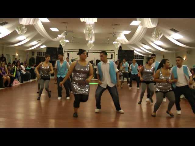 Laura Vanessa Quinceanera Surprise Dance Baile Sorpresa BEST of 2011