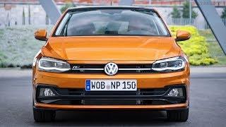 Volkswagen Polo R-line 2017 - 2018 | Зовнішній Внутрішній Дизайн