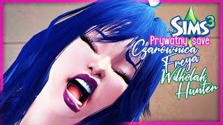 Czarownica Freya i wilkołak Hunter - Prywatny Save w The Sims 3 z HD modem