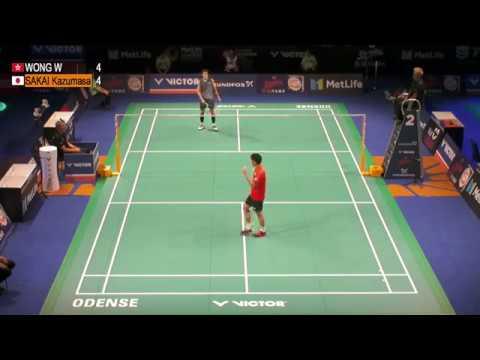 Download Danisa Denmark Open 2017 | Badminton R16 - Court 2 (Part 2)