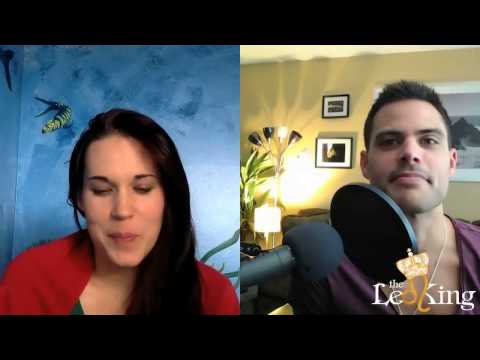 The Leo King and Teal Swan Interview about the Astrology of the New Age