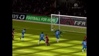 fifa 10 realistic gameplay patch scenes first look