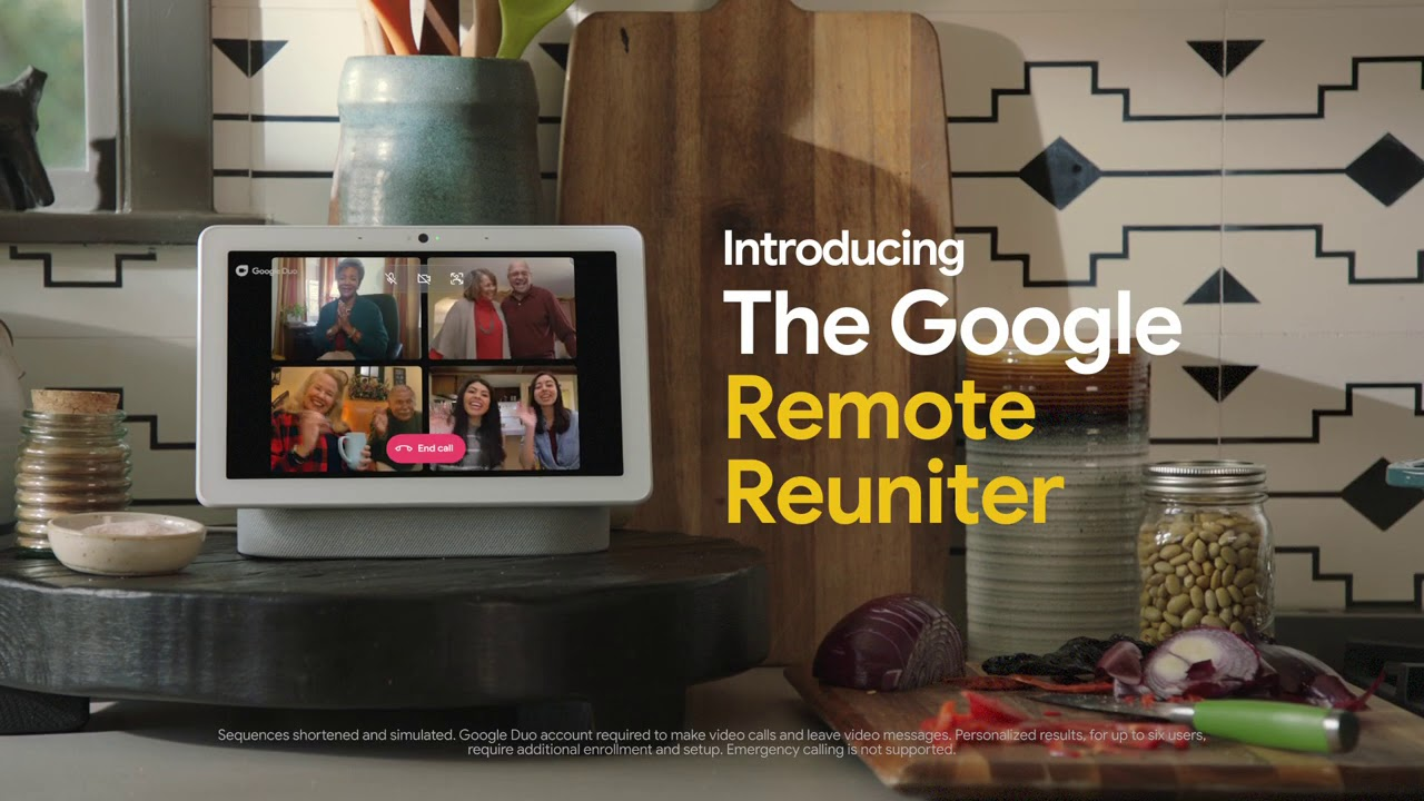 Spread Holiday Cheer | The Google Remote Reuniter