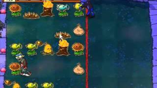 Let's Play Plants Vs Zombies 56 - Yo, Zo...