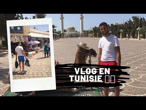 🇹🇳 VLOG EN TUNISIE (DE TUNIS à SIDI BOU SAID) 🇹🇳