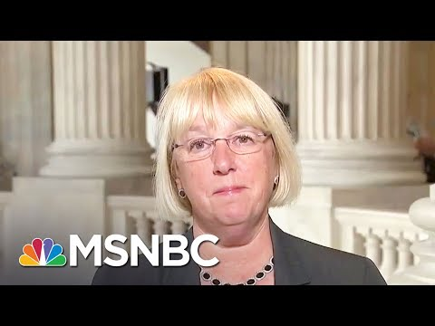 Dem Sen. Patty Murray To GOP On Health Care: Join With Trump Or Work With Us | MTP Daily | MSNBC