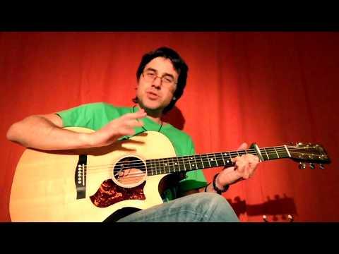 """Как играть на гитаре """"Небывалое путешествие"""" The Dartz"""