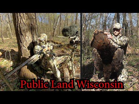 Turkey Hunting Wisconsin Public Land C Season