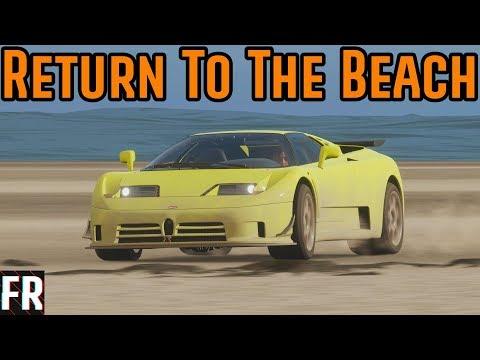 Forza Horizon 4 - Return To The Beach thumbnail