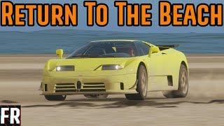 Forza Horizon 4 - Return To The Beach