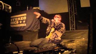 Stereo MCs Levitation (live)