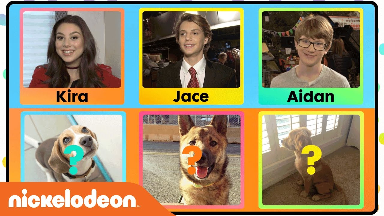 Jace Norman And Breanna Yde