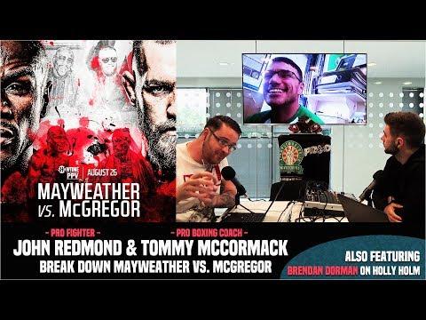 OFT #72 | Mayweather vs. McGregor Special w/ Tommy McCormack & Johnny Jitzu (skip to 2341s)