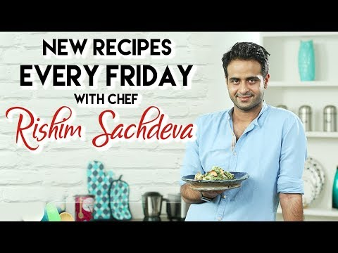 Fine Dine Recipes At Home | Starts 8th December | New Episodes Every Friday | Chef Rishim Sachdeva