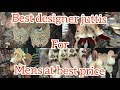 Best wedding designer punjabi jutti for men || indian Traditional Jutti || #Vlogs# ||