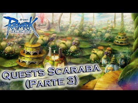 Ragnarok #13 - Quests Scaraba (Parte 3/5) [bRO Thor]