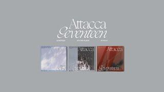 SEVENTEEN 9th Mini Album 'Attacca' Physical Album Preview