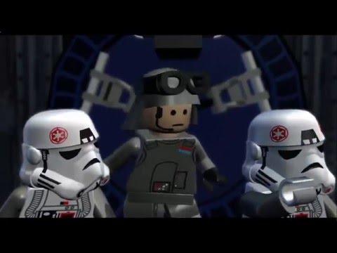 Мультфильм,Игра Звездные войны Star wars эпизод 5 Империя наносит ответный удар часть 21