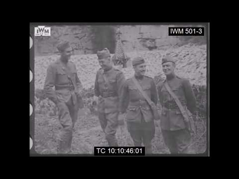 35th Division after the collapse at Meuse-Argonne (1918)