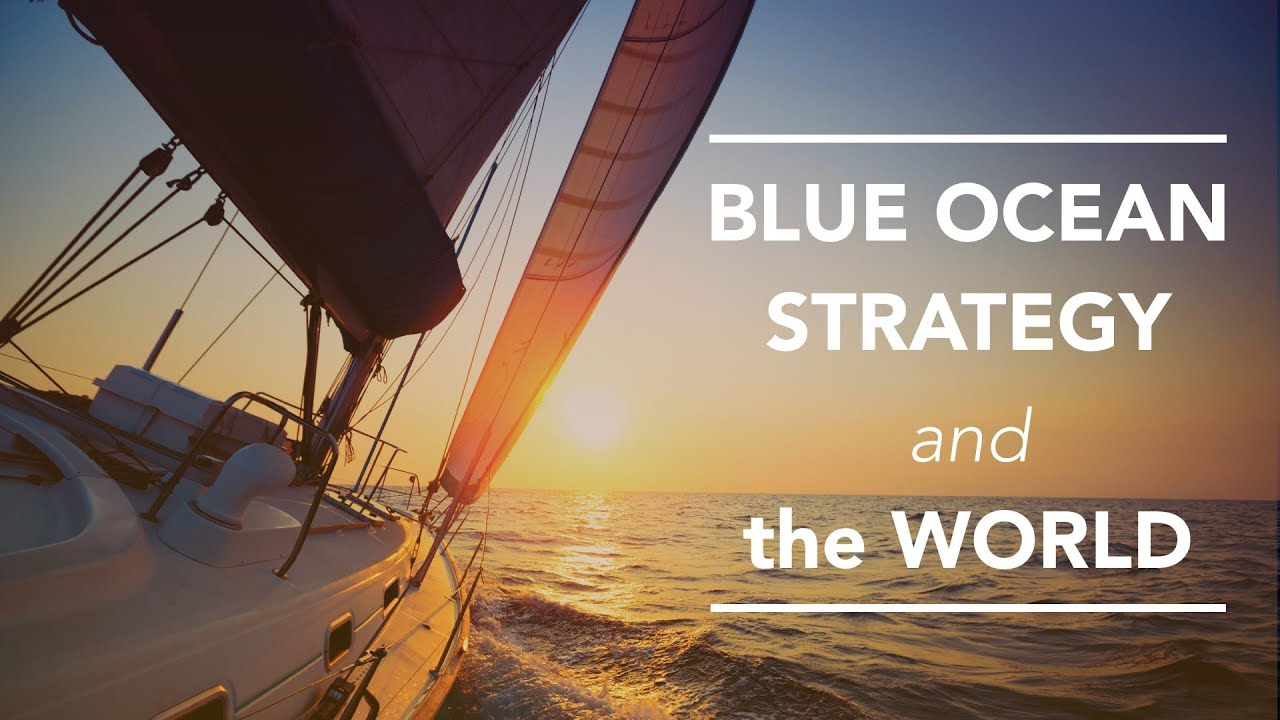 What is Blue Ocean Strategy? Definition of Blue Ocean