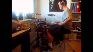 My Chemical Romance - Demolition Lovers drum cover.wmv