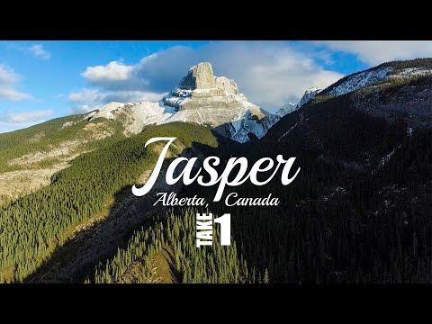Jasper, Alberta - Canadian Rockies  - National Park Canada